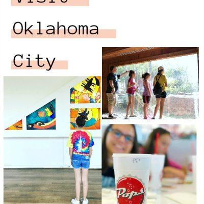 Road Trip to Oklahoma City