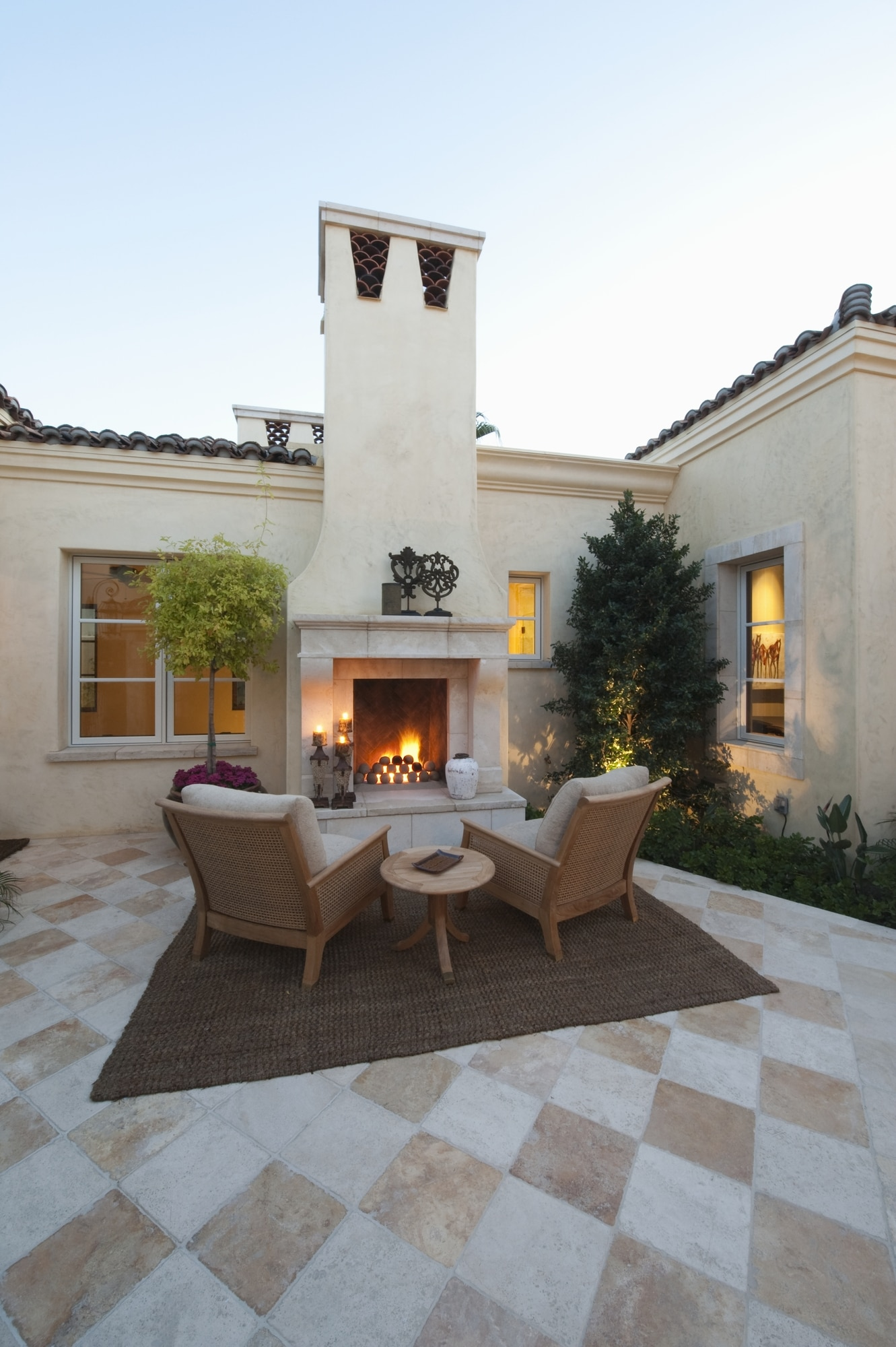 Create a Dedicated Outdoor Living Space