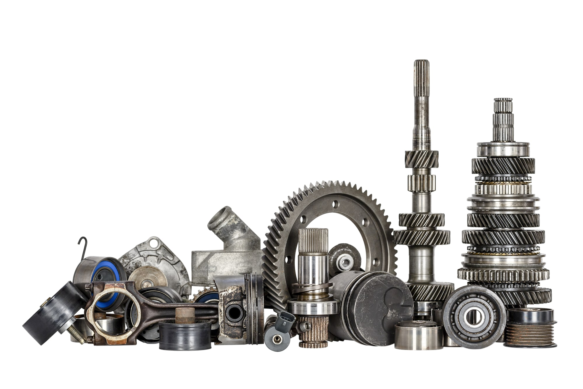 How to Save Money by Buying Used Car Parts