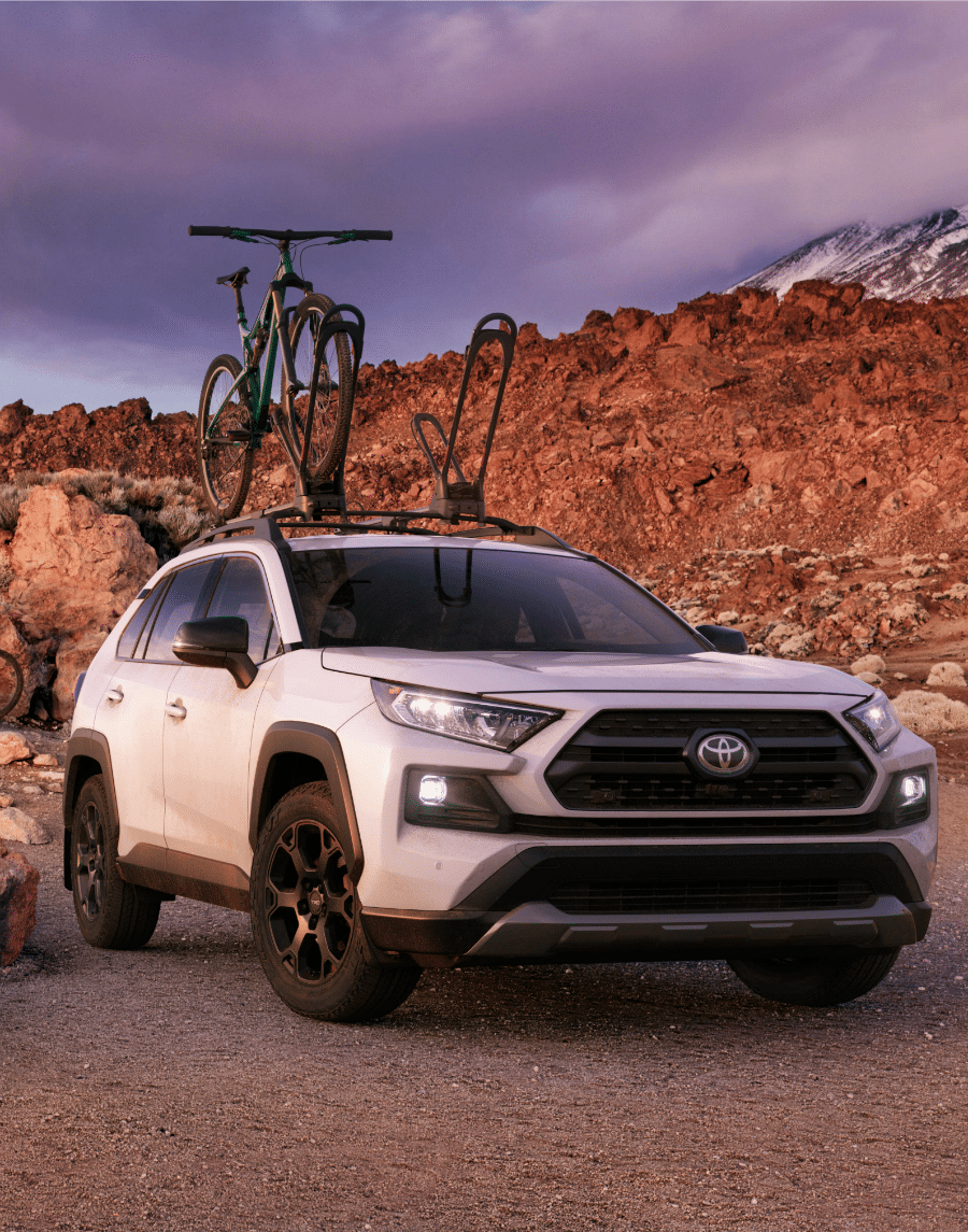 Toyota RAV4 TRD Packs a Punch with a JBL System
