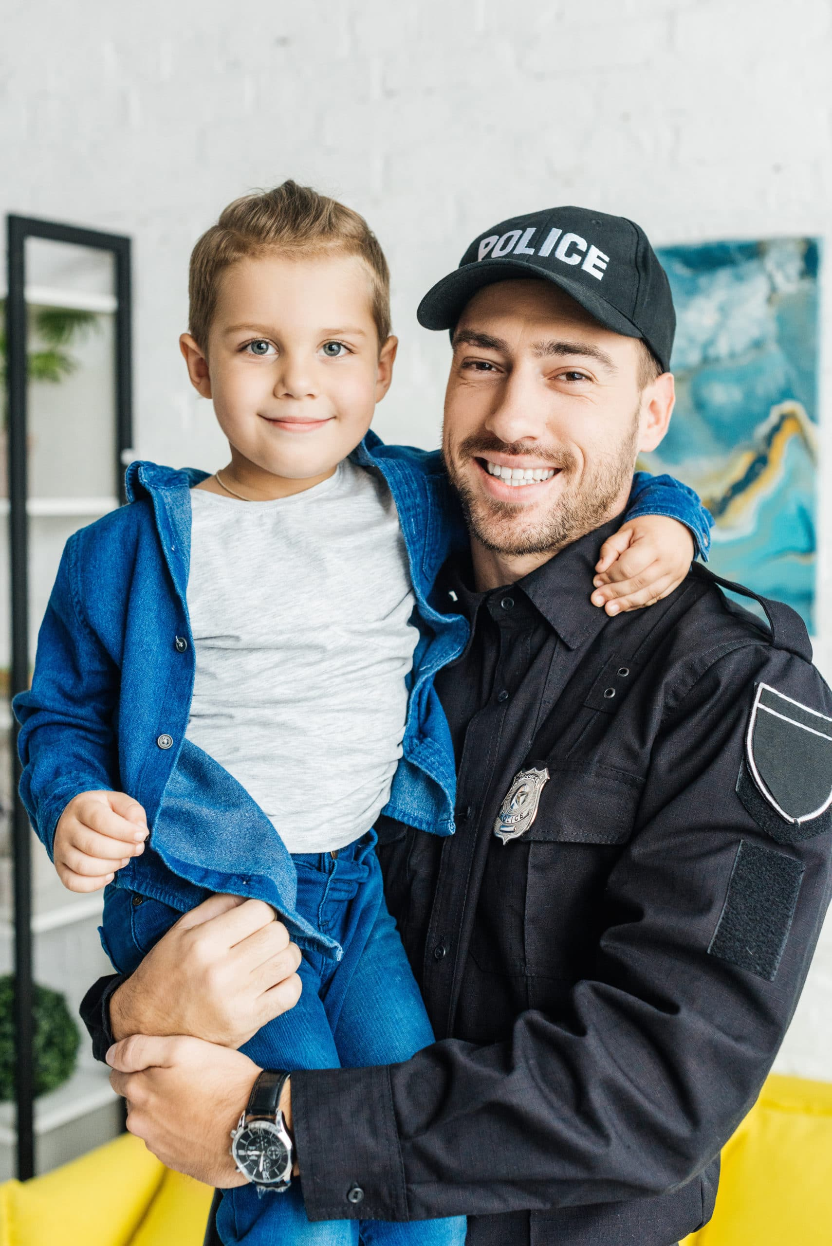 How to Encourage a Child to Pursue a Career in Law Enforcement