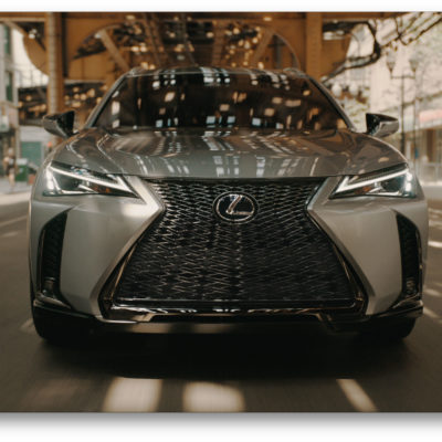 What is the 2020 Lexus UX 250h AWD