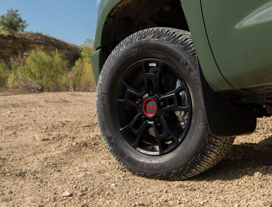 2020 Toyota Tundra TRD Pro Tow Capacity