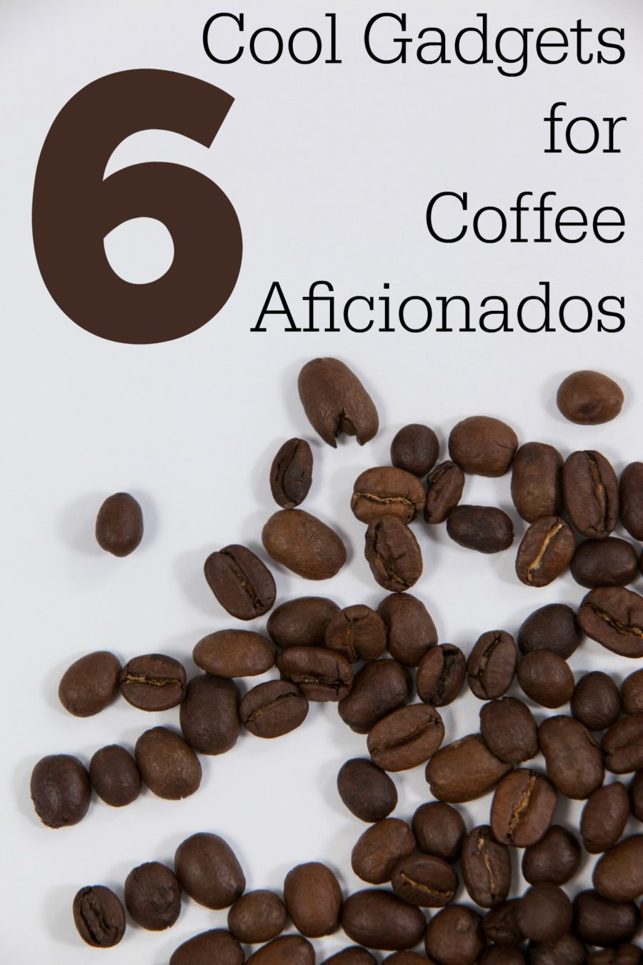 Cool Gifts for Coffee Aficionados
