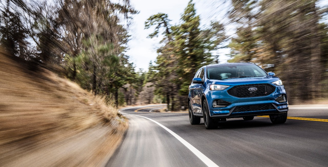 5 Reasons to Like the Ford Edge ST