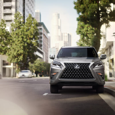 FAVORITE FEATURES OF THE 2018 LEXUS GX 460