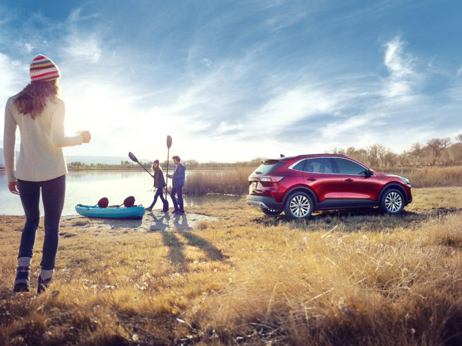 2020 Ford Escape Hybrid SUV