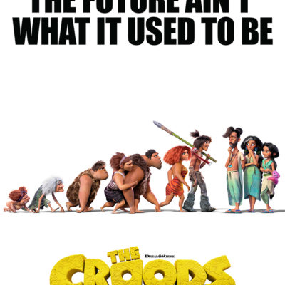 The Croods a New Age Movie