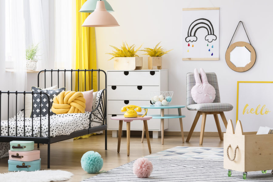 Redesigning a Kids Room