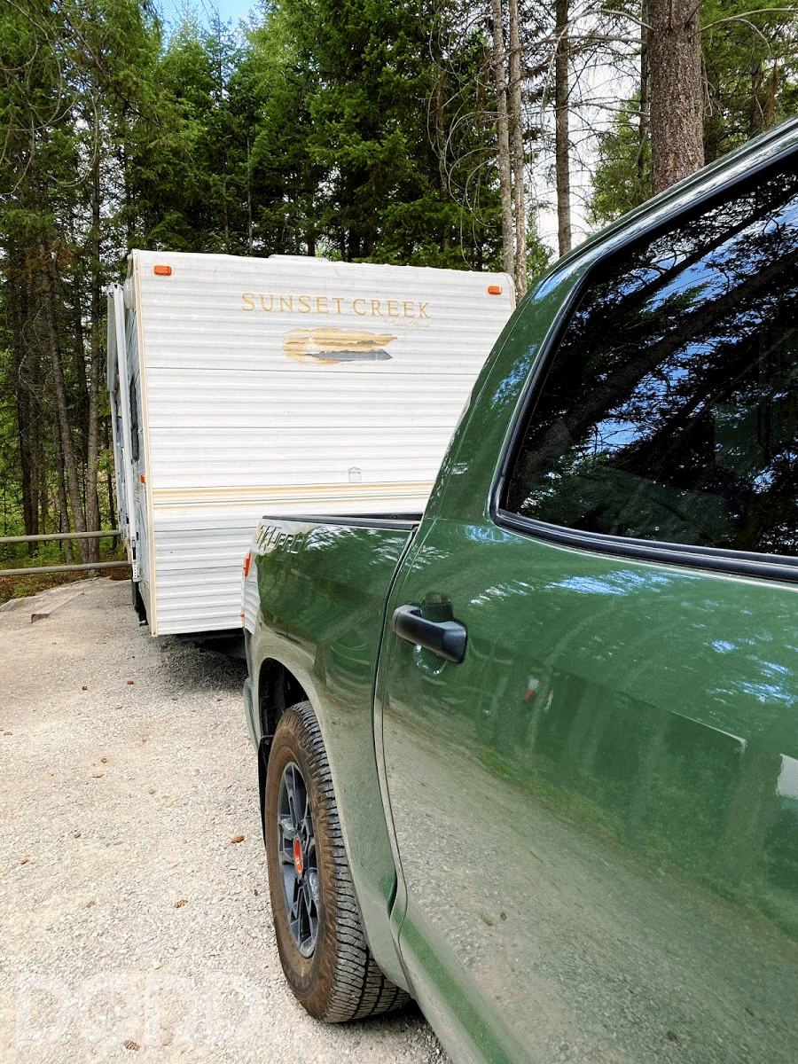 Towing With a 2020 Toyota Tundra