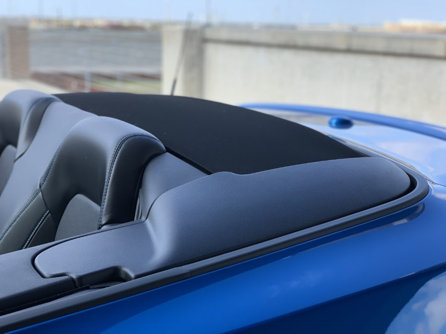mustang convertible cover