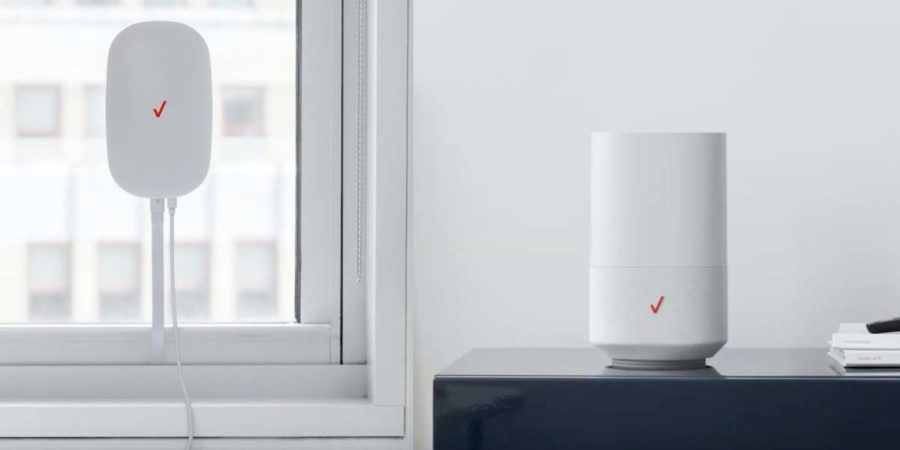 Verizon 5G Home router