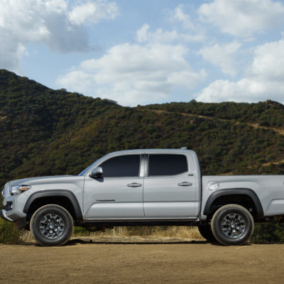 3 Did You Knows – Toyota Tacoma TRD Pro