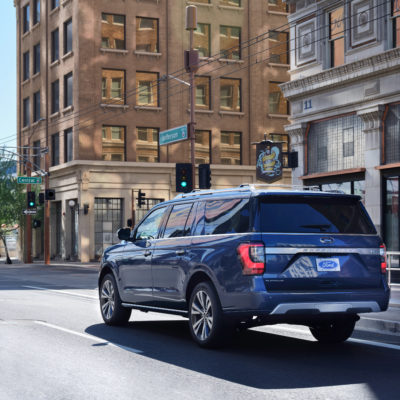Power and Comfort of the Ford Expedition