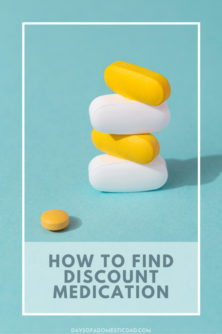 "Medication - Text ""How to find discount medication"""