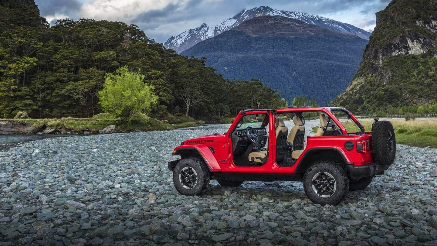 2021's Best Speakers for Rugged Jeep Wranglers