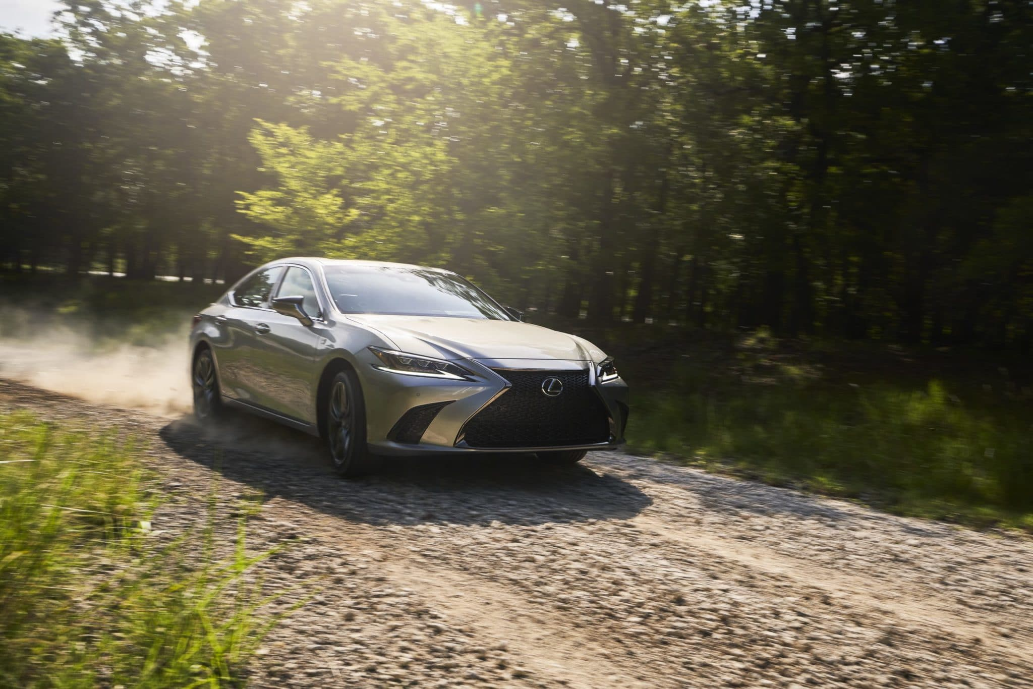 2021 Lexus ES 250 All-Wheel-Drive
