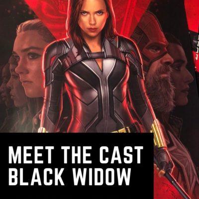 Meet the Cast of Black Widow – Marvel Studios