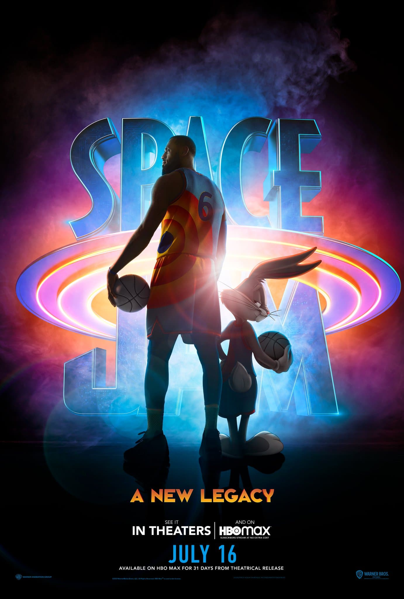 This is the Cast of Space Jam 2 – Space Jam Trailer