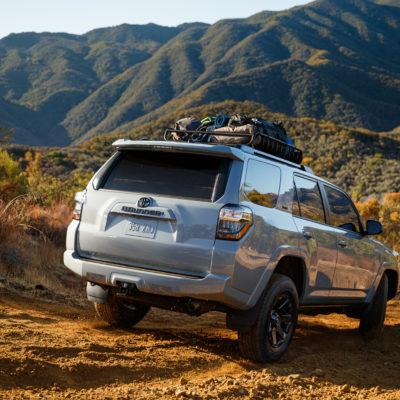 2021 Toyota 4Runner OEM Accessories