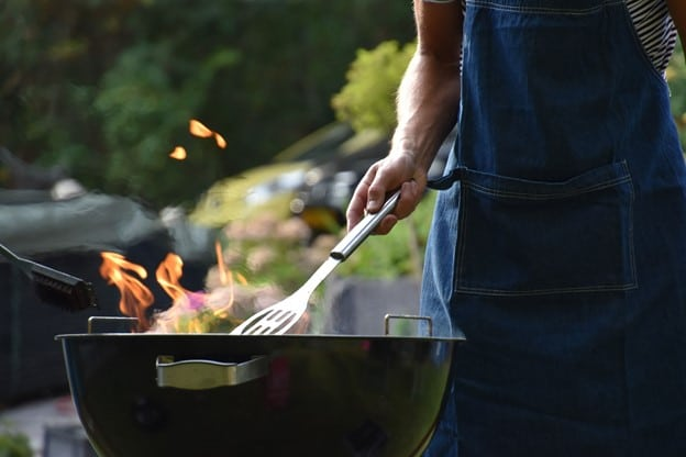 outdoor cookout or bbq is one of my favorite fun party ideas