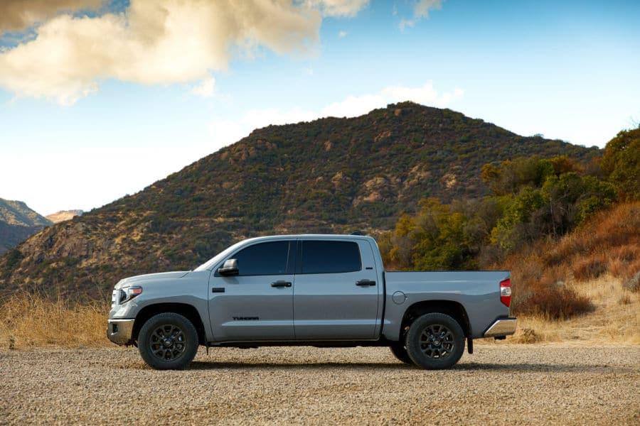 Technology: 2021 Toyota Tundra TRD Pro CrewMax