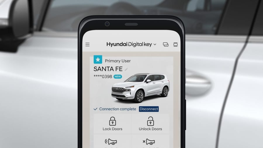 What is the Hyundai Digital Key?