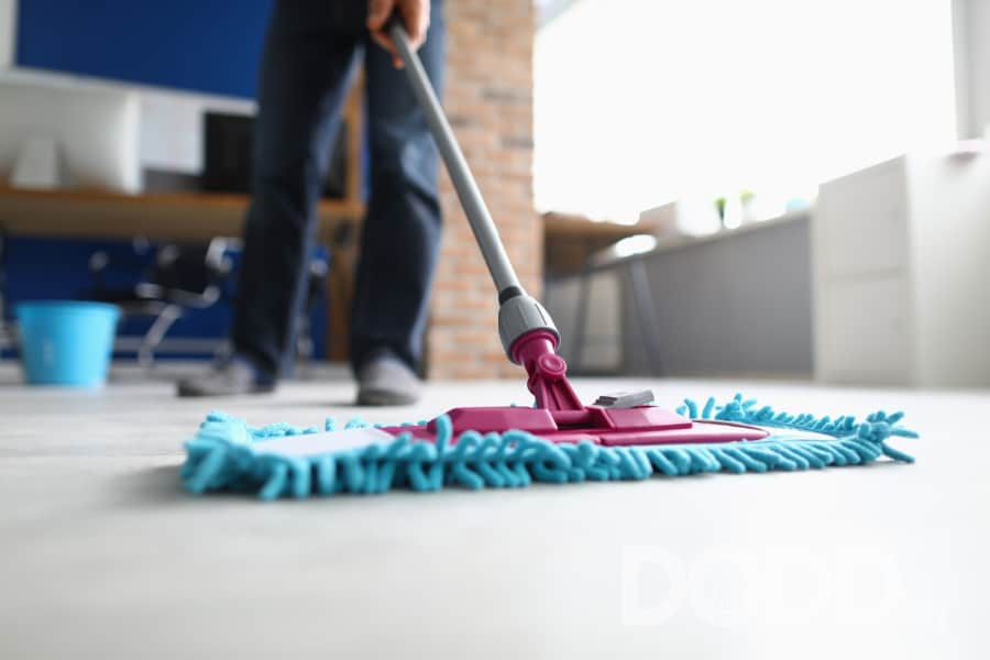 4 Perks Of Professional Floor Cleaning