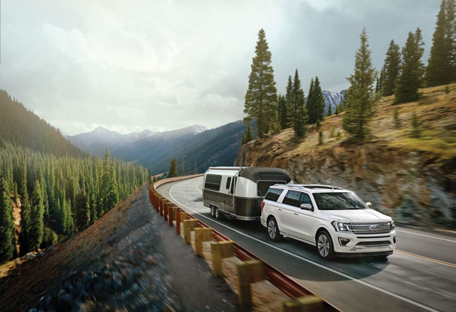 How Much Weight Can the 2021 Ford Expedition Tow?