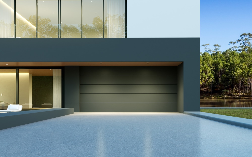 A Sectional Garage Door Can Change Everything