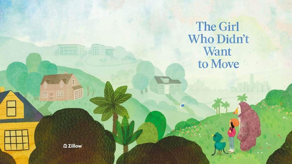 Children's Book – Helps Kids Cope with Moving Stress