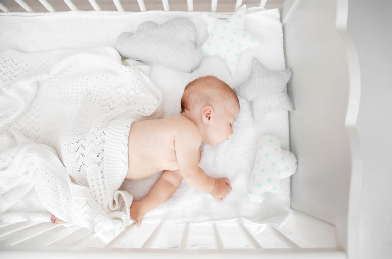 Effective Hacks That Will Help Your Baby Sleep More Comfortably
