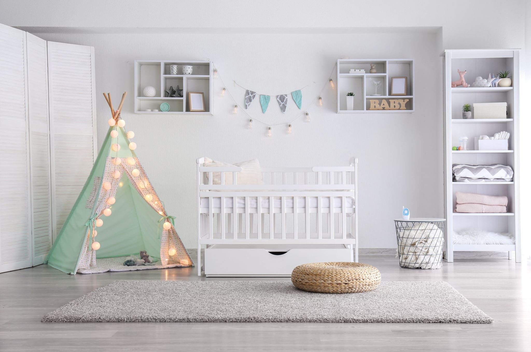 A Newbie Daddy's Guide To Baby Furniture