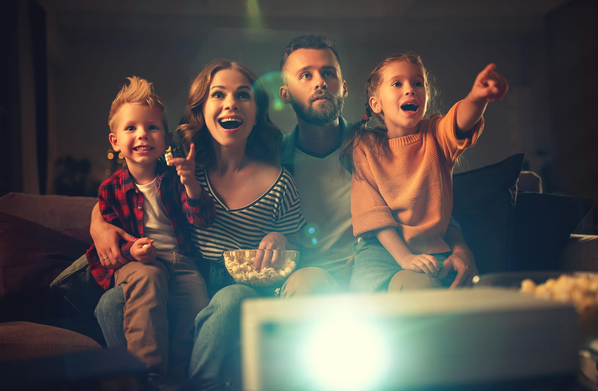 6 Ways To Level Up Family Nights