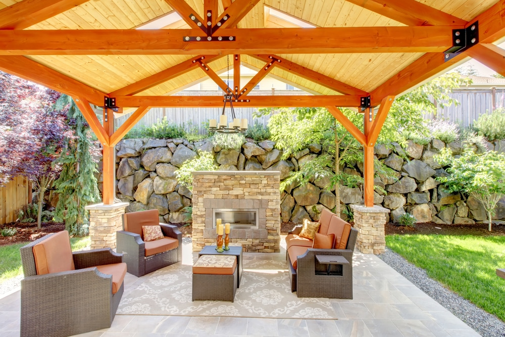 Why Detached Patio Covers Are a Game-Changer
