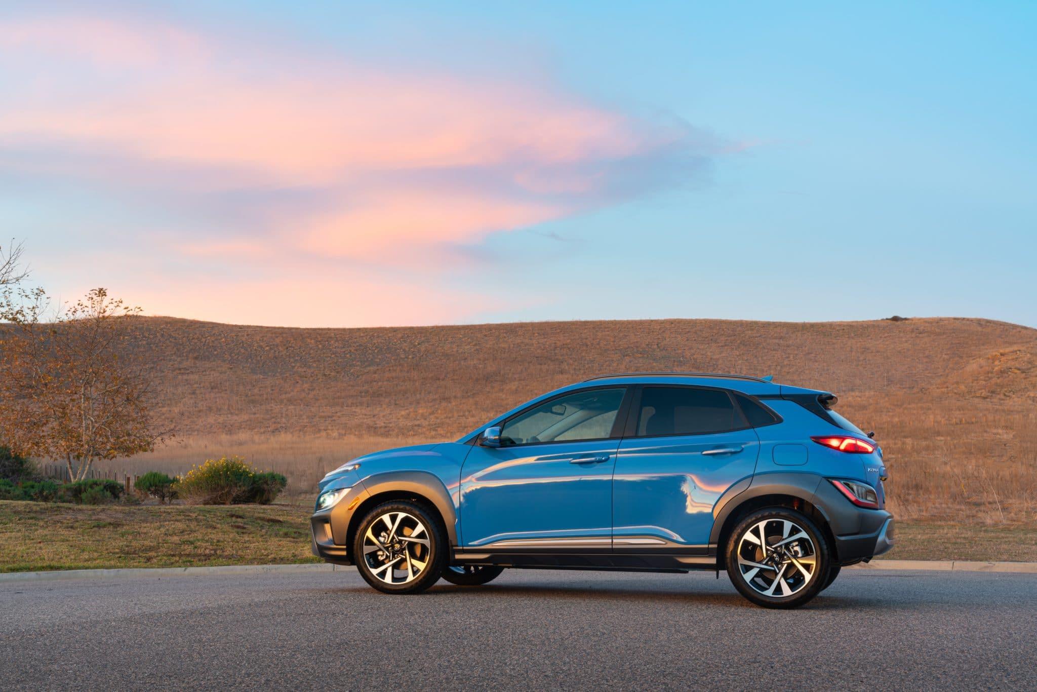 What is the 2021 Hyundai Kona