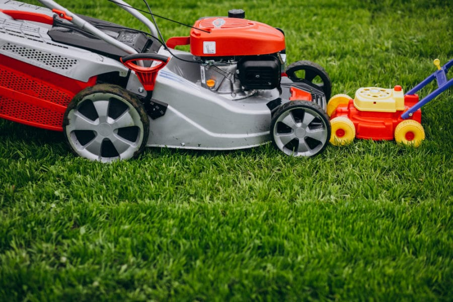 LawnMower Parents are described as those who mow a path ahead of their children so that their kids won't experience any roadblocks, hardships, or mishaps along their journey into adulthood.