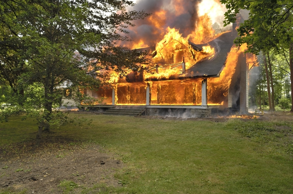 How To Stay Safe If There's Ever A Fire
