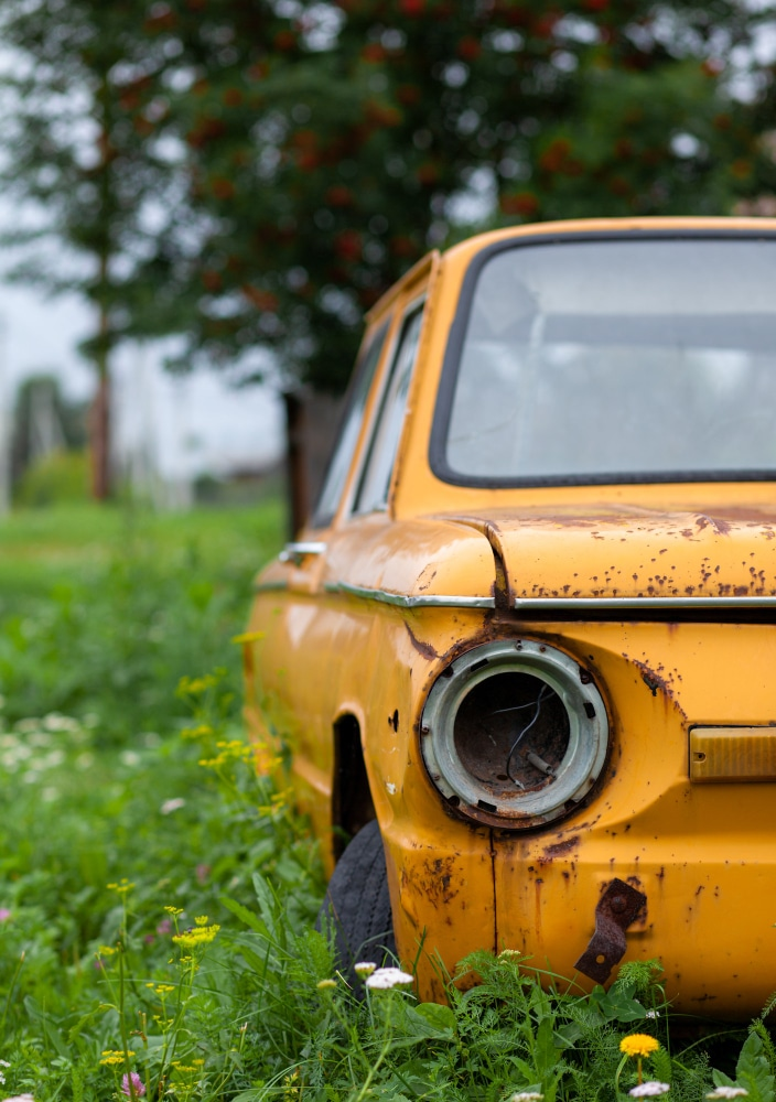 The Best Way to Get Rid Of Your Junk Car